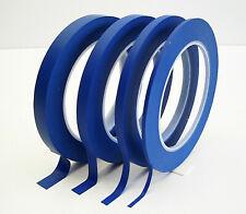 Carsystem Konturband, Linierband, 3mm bis 19mm, blau Fine Line Tape, 155°