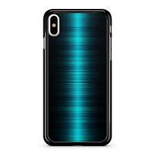 Brilliant Blue Coloured Printed Metallic Effect Pattern Fine Phone Case Cover