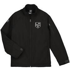 NWT Los Angeles Kings NHL Youth Black Transitional Softshell Jacket
