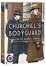 Churchill's Bodyguard - 4-Disc DVD Boxset