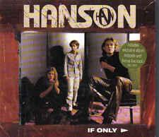 Hanson-If only cd maxi single