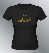 Tee shirt personnalise Hornet S M L XL femme moto