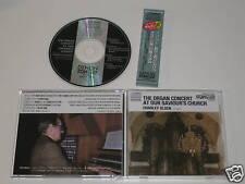CHARLY OLSEN/ORGAN CONCERT AT SAVIOUR´S CHURCH/JAPAN CD