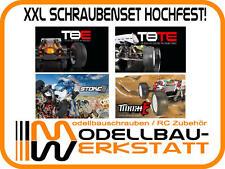 XXL Schrauben-Set hochfest! Absima Team-C T8E Torch-E T8TE Stoke-E TR8E TR8TE