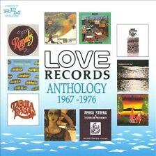 Love Records Anthology 1967-1976 (CD, Jul-2010, RPM Retrodisc)