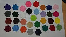 Iron-on Guipure Lace Flower Motif - Applique,Wedding, Patch (34 - Colours) - P-4