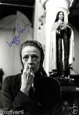 MAGGIE SMITH Signed Photograph - Film & TV Actress 'Downton Abbey' - Preprint