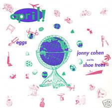 "EGGS/JOHNNY COHEN - Simple Machines EP (USA 3 Tk 1993 Split 7"" Single PS)"