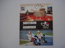 advertising Pubblicità 1974 CERAMICA SANTERNO