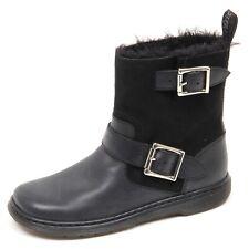 D6940 (without box) stivale donna nero DR. MARTENS vintage boot shoe woman