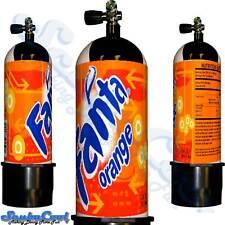 2735 Scubacool Scuba Dive Gas Cylinder Tank Cover NOT neoprene NOT sticker