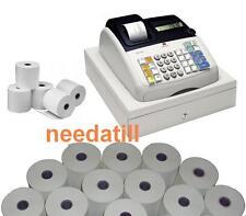 Fino a rotoli-OLIVETTI ECR 7100 ecr7100 ecr-7100 Cash Register ollivetti Oliveti