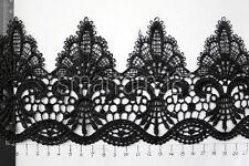 14 COLOUS! Sophisticated Venise Lace Edging TRIM Craft Upholstery Regency Dress