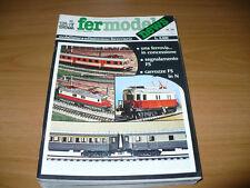 FERROVIE TRENI MODELLISMO COLLEZIONISMO FERROVIARIO FERMODEL NEWS ANNO5 N29 1985