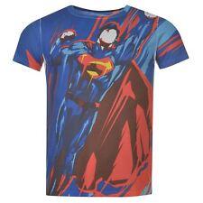 Superman OFFICIAL T-Shirt Nuovo/New Avengers Marvel DC Comics Super Heros Top Hulk