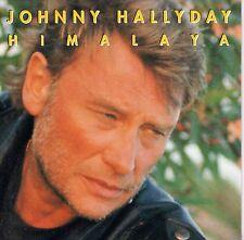 CD CARTONNE CARDSLEEVE JOHNNY HALLYDAY 2 TITRES HIMALAYA NEUF !!