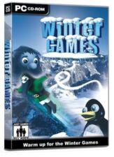 Just Games Winter Games (PC CD), New Windows 98, Windows XP, Windows  Video Game