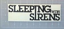 Sleeping With Sirens Sticker Decal bumper car truck window laptop hard rock USA