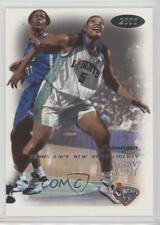 2000 Skybox Dominion WNBA #89 Venus Lacy New York Liberty (WNBA) RC Rookie Card
