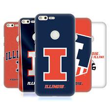 OFFICIAL UNIVERSITY OF ILLINOIS U OF I HARD BACK CASE FOR GOOGLE PHONES