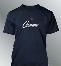 Tee shirt personnalise Camaro 1968 S M L XL XXL homme Z28 ss muscle car