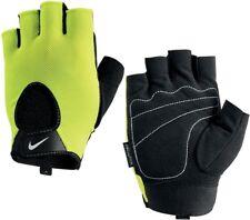 b7049e5e0b7310 NIKE FUNDAMENTAL Herren Trainingshandschuhe Fitnesshandschuhe Handschuhe  Gelb
