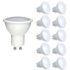 10x GU10 6W 9W LED Light Bulb Lightbulbs Energy Saving Spotlight Lamp UK