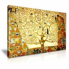 Gustav Klimt The Tree of Life Painting Canvas Print Modern Art ~ 5 Sizes