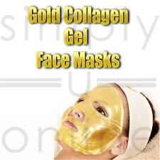 Máscara Facial Cristal Colágeno Oro Bio Cáscara Anti Envejecimiento Arrugas de cuidado de la piel facial