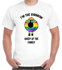 I'm The Rainbow Sheep of The Family T-Shirt LGBTQ Pride