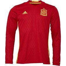 RRP £65 adidas Mens FEF Spain España Home Shirt Red Football top Size S M L XL