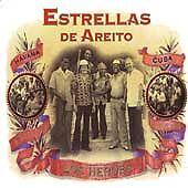 Los Heroes by Estrellas de Areito (CD, Jul-1998, 2 Discs, World Circuit (Label))