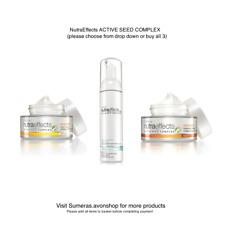 Avon NutraEffects Day Cream, Night Cream, Foam Wash ~ Multi buy Options Free P&P