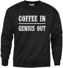 Caffè in GENIUS Out-Caffè Amante Regalo Youth & Felpa da uomo