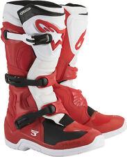 Alpinestars Tech 3 Boots Red White