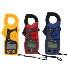 3 in 1 LCD-Digital AC DC Multimeter Zangenmessgerät Voltmeter Ammeter Ohmmeter