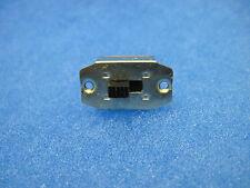 NOS HAFLER 3PDT Miniature Slide Switch (P500 Amplifier): P/N SWH-136/SZ117 (USA)