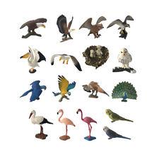 Baoblaze Animal Models Toy Simulation Bird Figure Model Plastic Figurine