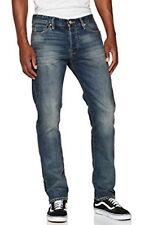 "Jack & Jones Men's Comfort Fit Jeans Mid Blu Denim 32"" Inside Leg"