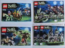 Lego Monster Fighters BA Bauanleitung / Instructions only - wählen ! Neu !!