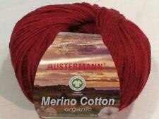 Austermann Reine Seide Silk Yarn Medium Brown 1 hank
