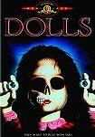 DOLLS DVD 1987 Stuart Gordon Stephen Lee MGM Horror Movie RARE OOP Slasher