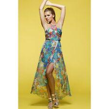 HONEY & BEAU - Malibu Punch Wrap Maxi Print size 6 *CLEARANCE* BNWT