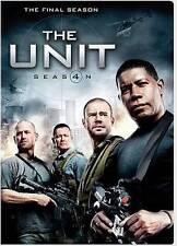 The Unit - Season 4 (DVD, 2009, 6-Disc Set) Widescreen Free Ship #0518DGY