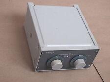 10-1000MOhm 0.02% Decade resistance box resistor P40107 an-g  GR L&N ESI IET GR