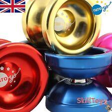 Euro-yo spirito yo-yo Advanced CUSCINETTO A SFERA BLOCCA ALLUMINIO YoYo UK Venditore