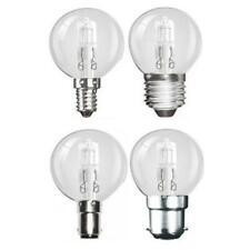 18W 28W 42W Eco Halogen Golf Ball Globe Round Light Bulbs Lamps SES ES BC
