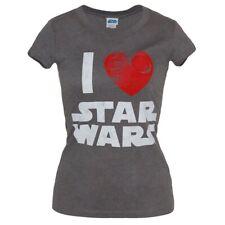 I Heart  Star Wars Junior Women's T-Shirt