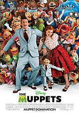 The Muppets (Blu-ray, 2012) (Disney)
