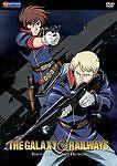 The Galaxy Railways V.5: Manabu's Decision (DVD, Widescreen,2003) Episodes 19-22